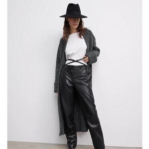 Zara wool felt hat